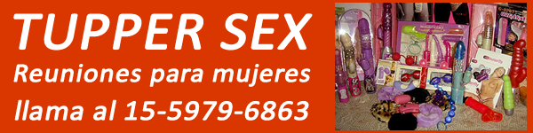 Banner Sex shop en Berazategui